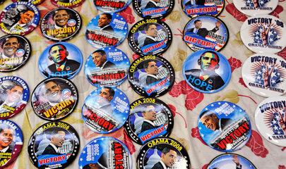 Obama Fanartikel