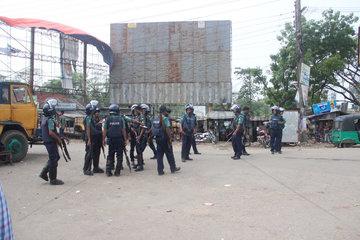 BANGLADESH-CHITTAGONG-OPERATION-MILITANT-HIDEOUT