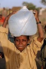 Eritrea  water supply