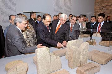 Al-Maliki + Steinmeier