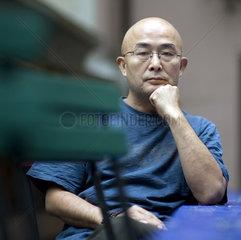 Chinese dissident writer Liao Yiwu