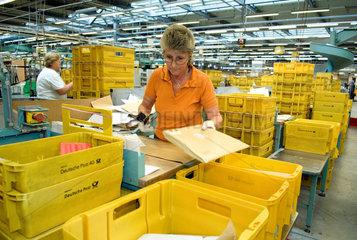 Deutsche Post  Postverteilzentrum