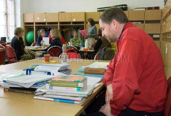 Lehrerzimmer  Franz-Marc-Grundschule