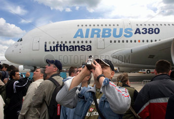 Airbus A380  ILA 2006