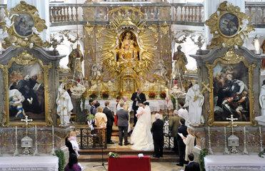 Hochzeit + Taufe