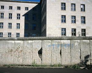 Berliner Mauer  Niederkirchnerstrasse
