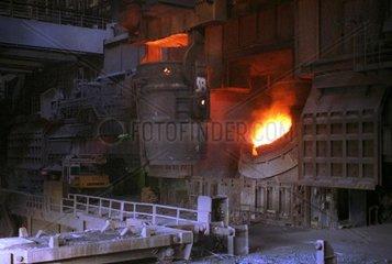 Hochofen  ThyssenKrupp Steel AG