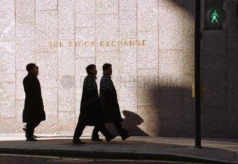 The Stock Exchange  London