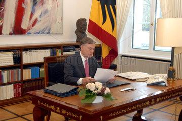 Horst Koehler