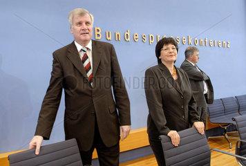 Seehofer + Schmidt