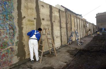 neue Mauer