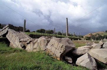 Ethiopia  Axum