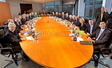 neues Kabinett
