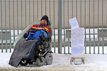 Schwerbehinderter