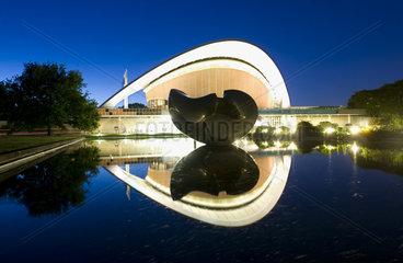 Kongresshalle  Haus der Kulturen der Welt  Berlin