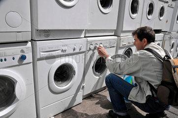 Second Hand: Grosses Angebot an gebrauchten Waschmaschinen