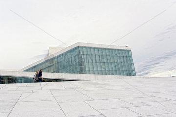 Operaen - Neue Oper Oslo