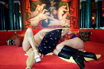 Prostituierte im Saunaclub Artemis
