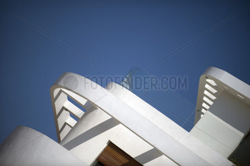 The White City  Bauhaus architecture in Tel Aviv