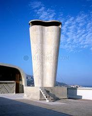 Unite d'habitation by Le Corbusier  Marseille