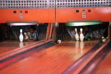 Bowling  Eritrea