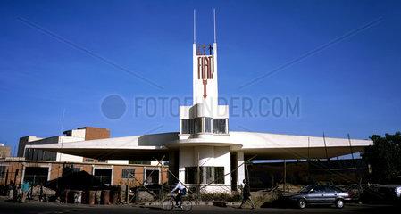 Fiat Tagliero Service Station  1938