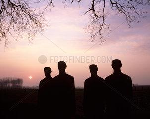 Belgium  Flanders Fields  Langemark