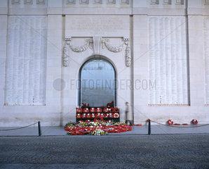Belgium  Flanders Fields  Menin Gate
