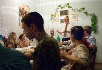 Sabbat in Vitsebsk  Belarus