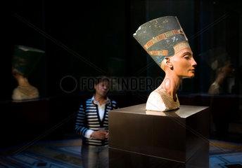 Nofretete  Neues Museum Berlin