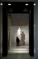 Neues Museum Berlin  Sonnengott Helios