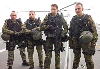 Anti-Piracy -Greiftruppe