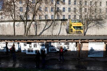 Berlin Wall  Topografie des Terrors