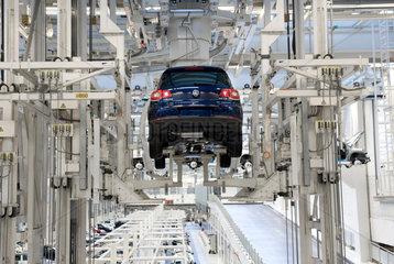 Volkswagen AG  Produktion