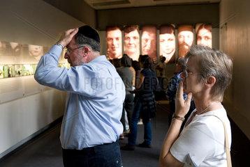 Holocaust Memorial in Berlin  Dokumentationszentrum