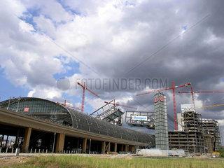 Berlin Hauptbahnhof Lehrter Bahnhof  Deutschland