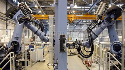 Airbus - Roboter