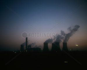Warrington Power Station  England