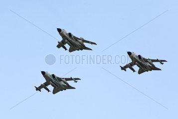Bundeswehr Tornado Kampfjets