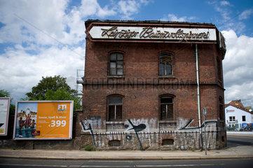 Alte Baumwollspinnerei  Leipzig