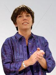 1. Oekumenischer Kirchentag: Dr. Margot Kaessmann  Landesbischoefin  Hannover