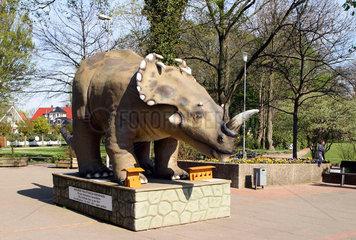 Dinosaurier Freilichtmuseum Muenchehagen