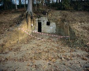 Belgium  Bunker  Flanders Fields
