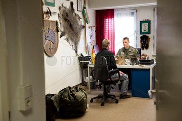 Bundeswehr  Zentrum Nachwuchsgewinnung