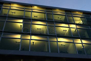 Beleuchtung in Buerohaus Buerohaus
