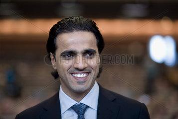 Khalifa Jassim Al-Kuwari  Hauptversammlung Volkswagen