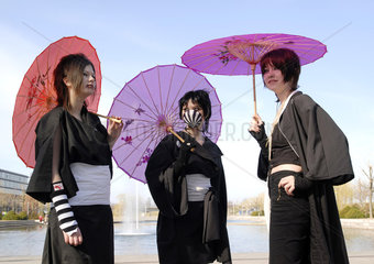 Manga Figuren