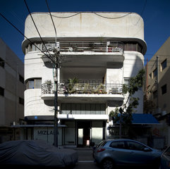 The White City  Bauhaus architecture in Tel Aviv