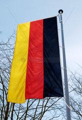 Deutsche Fahne andersherum