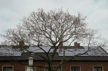 Solardach in Oberhausen